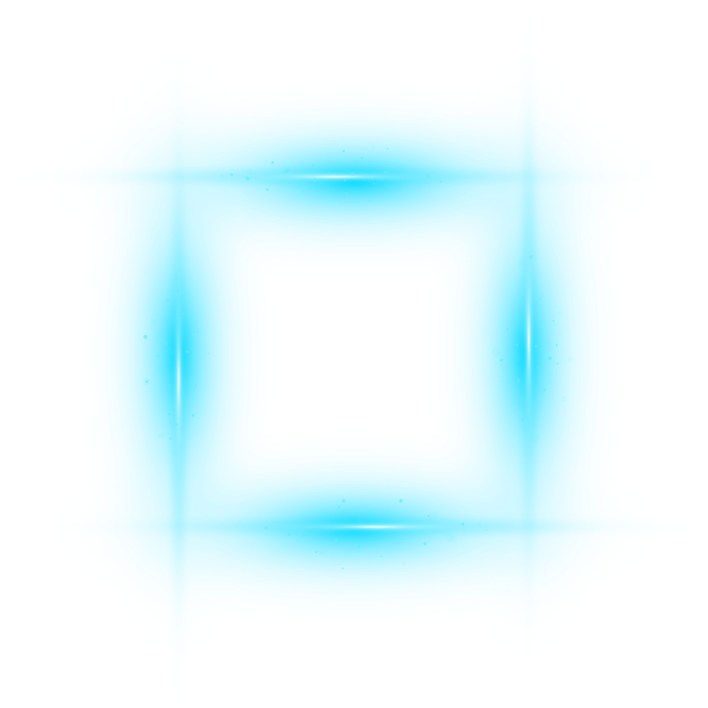 Neon square png. Mq blue blueray sticker