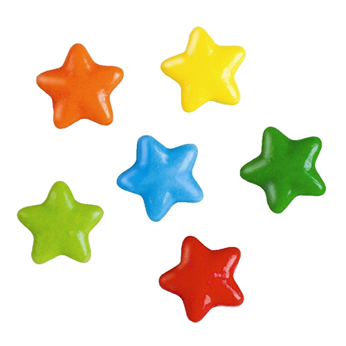 Neon stars png. Pressed candy lb bulk