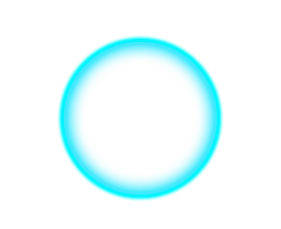 Neon transparent circle. Png by xdicsii on