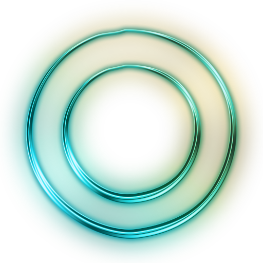 Neon transparent circle. Amazon com appstore for