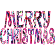 Transparent neon merry christmas. Wordtease pinkz redz men