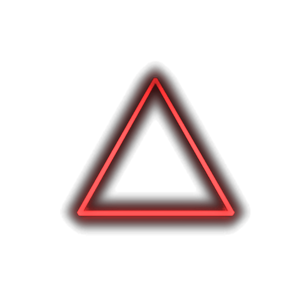 Neon triangle png, Picture #779044 neon triangle png