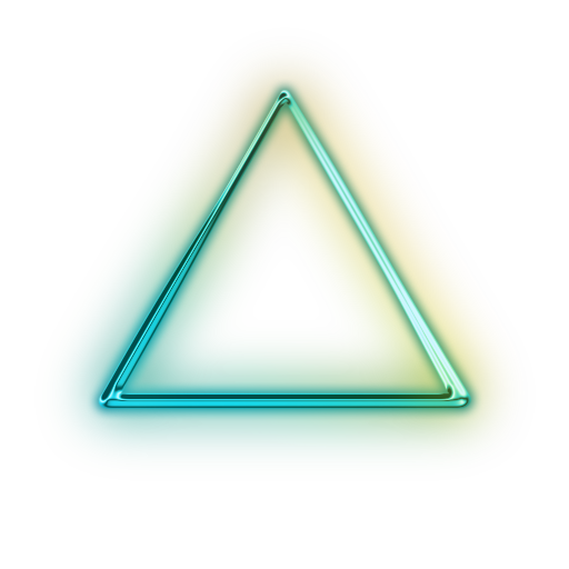 Neon triangle png. Health th on emaze