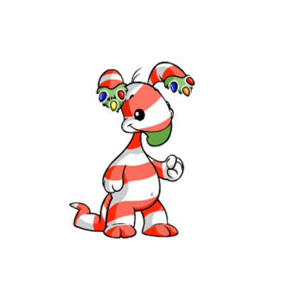 Transparent neopets christmas. Png images stickpng blumaroo