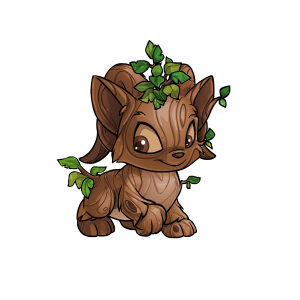 transparent neopets woodland