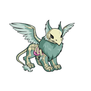 transparent neopets eyrie