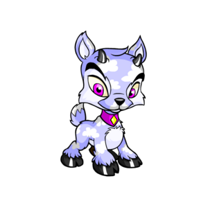 Transparent neopets ixi. Image cloud png wiki