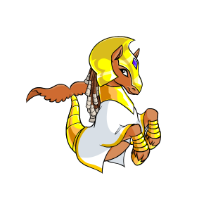 Neopets transparent peophin. Desert colors the daily