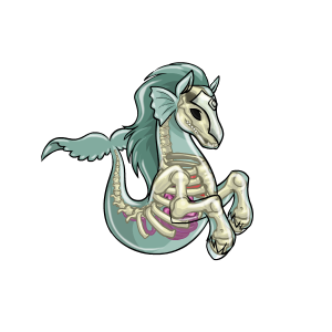 Neopets transparent creepy. So they redrew the