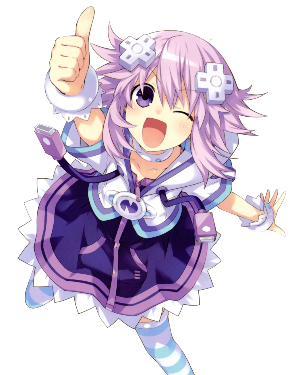 Neptune game png. Hyperdimension neptunia yp m