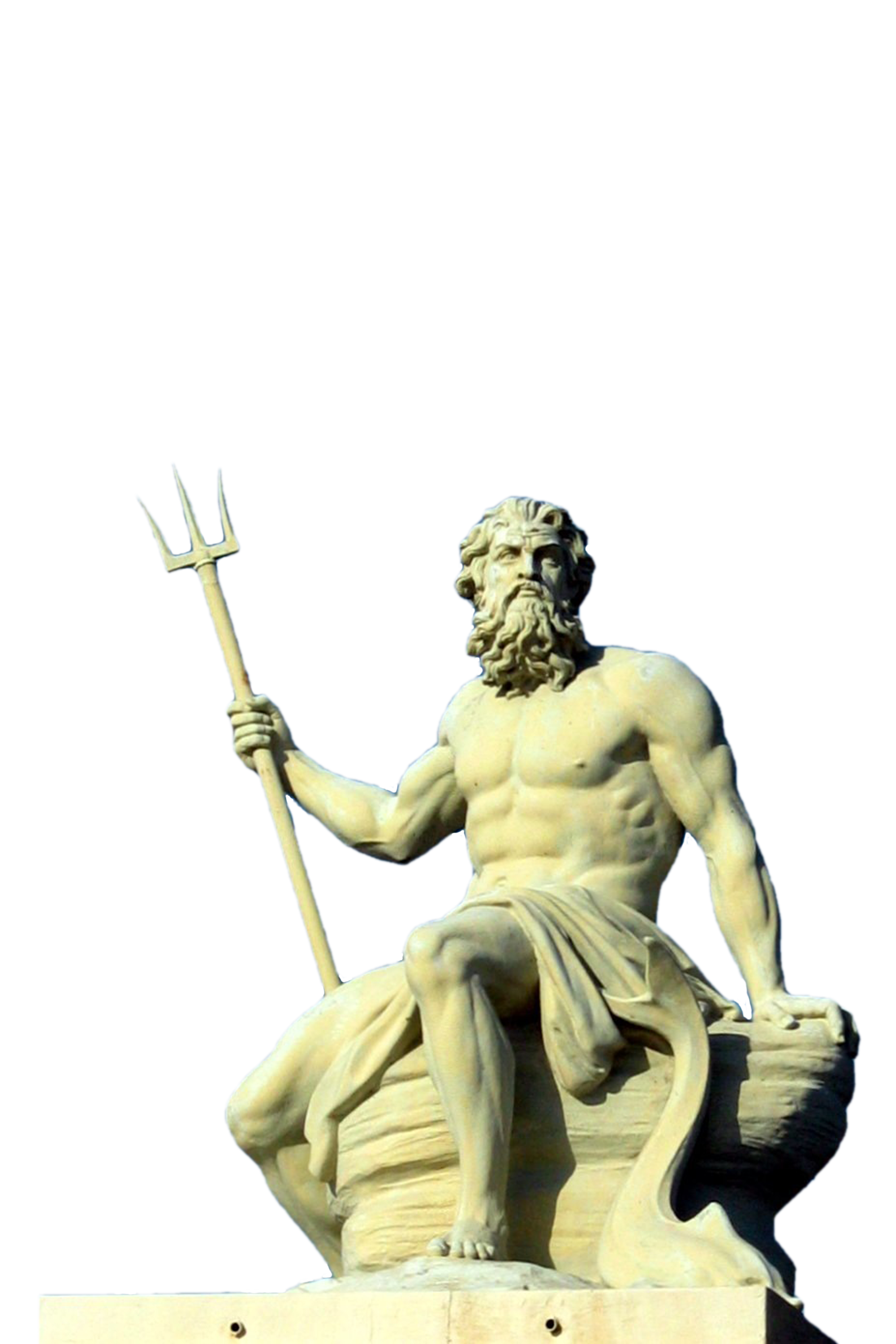 greek mythology statue png