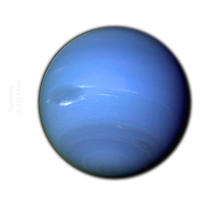 Neptune png. Planete image