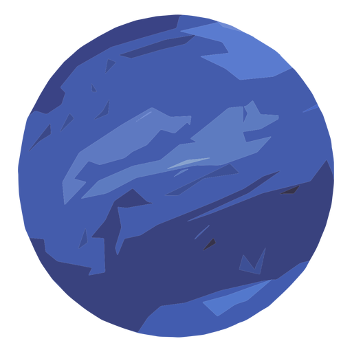 Neptune png. Planet icon transparent svg