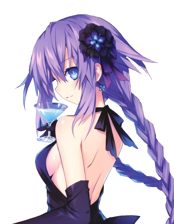 Best waifu hyperdimension know. Neptunia transparent graphic transparent