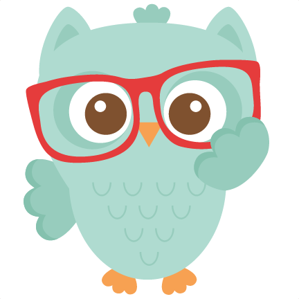 Reminder clipart owl. Nerd at getdrawings com