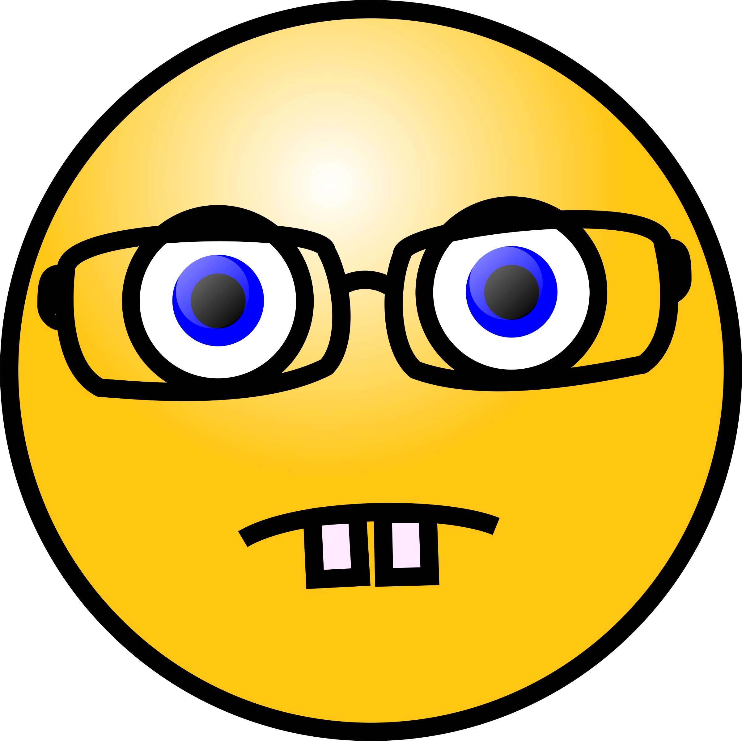 Nerd emoticon png. Emoticons face icons free