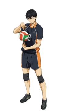 Nerd transparent kageyama tobio. Haikyuu minecraft skin also