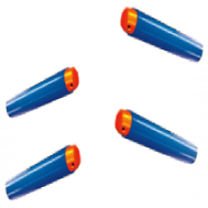 Nerf bullet png. Image related wallpapers