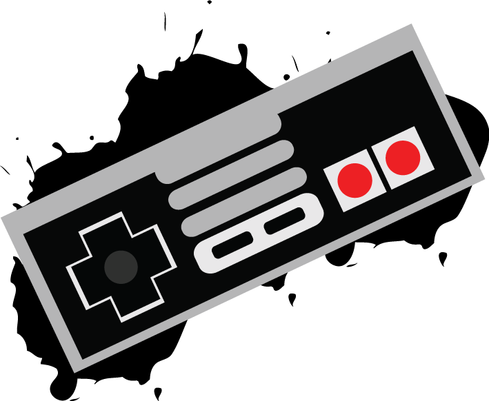 Control de nes png. Controller illustratioon by cartoonanimejoker