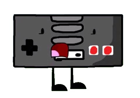 nes controller png