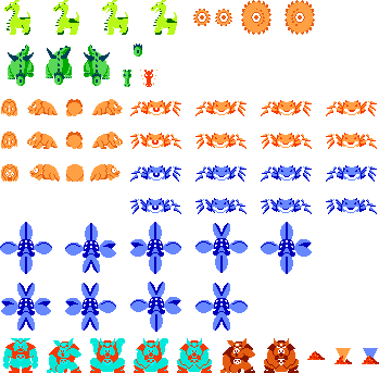 Png sprite sheet with transparency nes. The legend of zelda