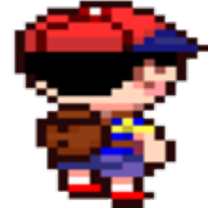 Ness sprite png. Mother back roblox