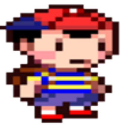 Ness sprite png. Mother front roblox