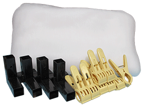 Net clip row cover. Exclusion products online