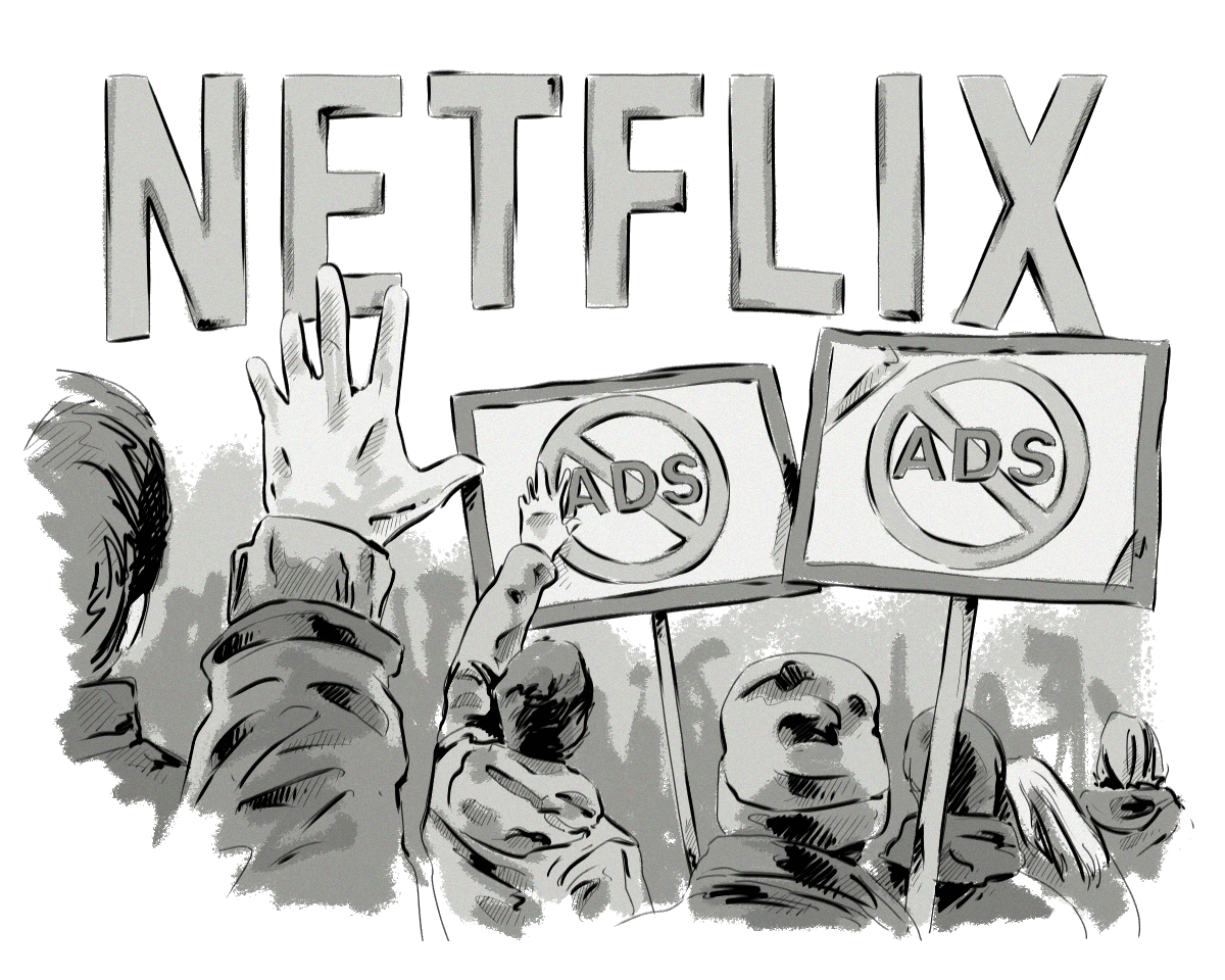 Netflix drawing artwork. Clearcode on twitter loyal