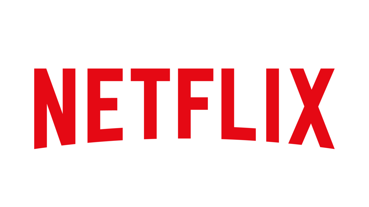 Netflix drawing high resolution. Logo background by sixmonthslate