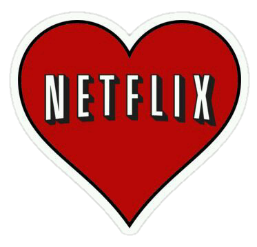Words transparent love. Netflix heart red quotes