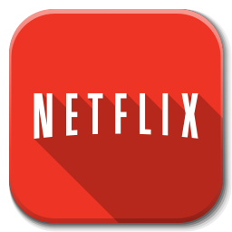 Netflix drawing svg. Apps icon flatwoken iconset
