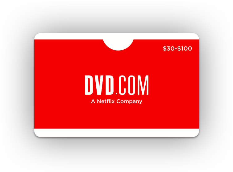Netflix envelope png. How to give gift