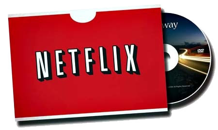 Netflix envelope png. Says third of current