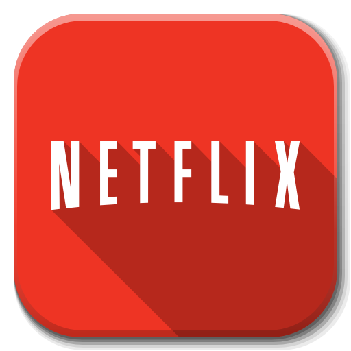 Netflix png icon
