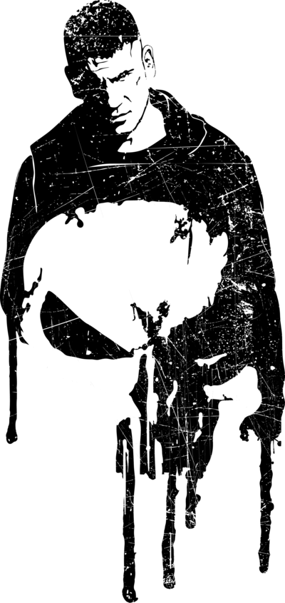 netflix punisher png