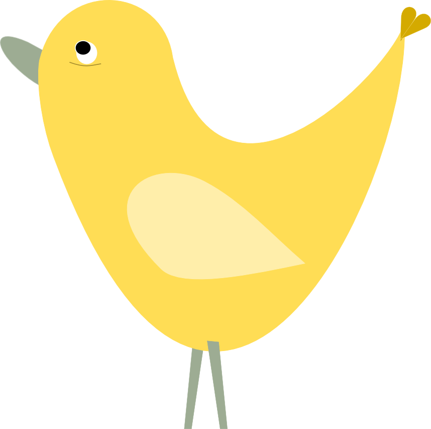 Netting clip bird. Free transparent cliparts download