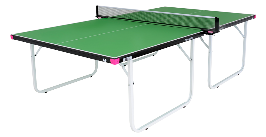Netting clip table tennis net. Butterfly tr g compact