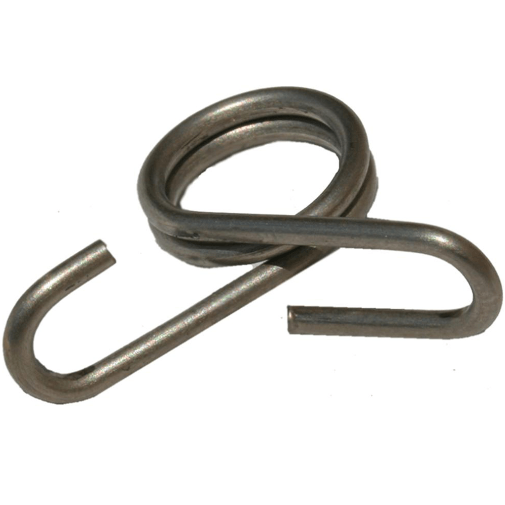 Netting clip tension wire. Ag page d b