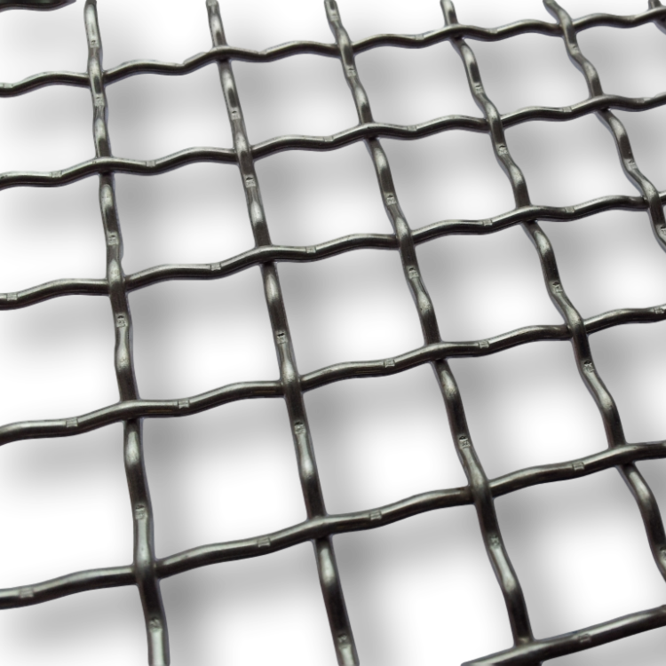 Netting vector metal grid. Method meshes suppliers and