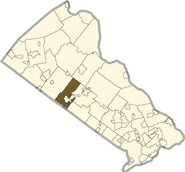 New britain png. File bucks county township
