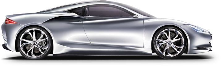 New car png. Concept transparent images all