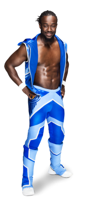Wwe new day png. Image kofi kingston international