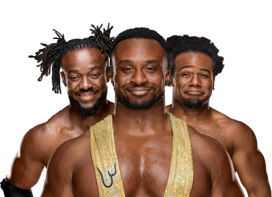 Wwe new day png. Image the pro officialwwe