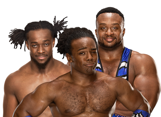 Wwe new day png. Image
