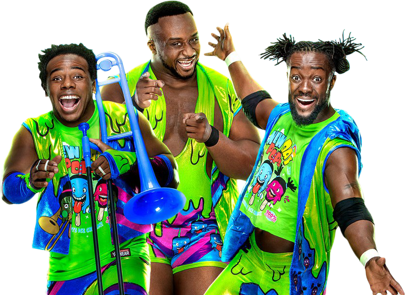 The new day png