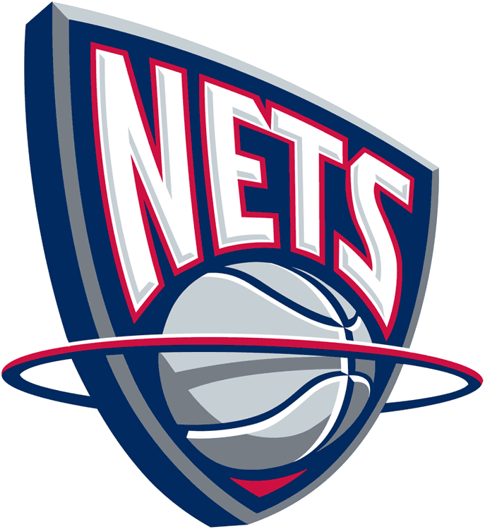 new jersey nets logo png