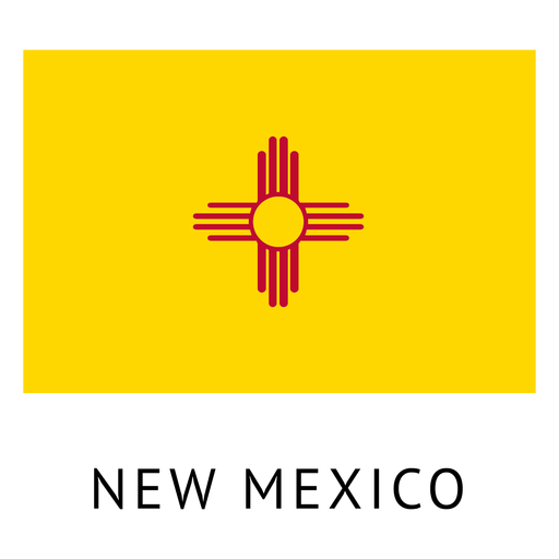 New mexico state logo png. Flag transparent svg vector