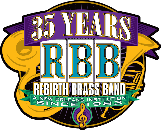 New orleans band png. Tickets for rebirth brass