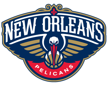 New orleans pelicans png. Logos unveiled